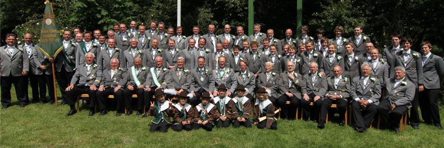 Die Gesellschaft - Gegründet 1962 und mittlerweile auf  über 115 Mitglieder angewachsen.